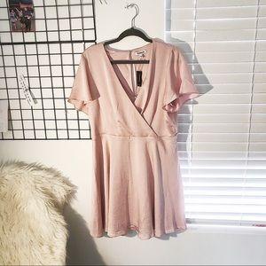 Express | Baby Pink Dress | NWT